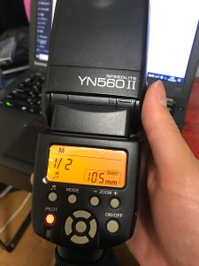 yongnuo スピードライト YN560Ⅱ