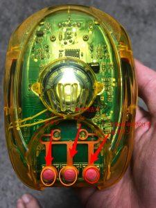 ボタンの種類