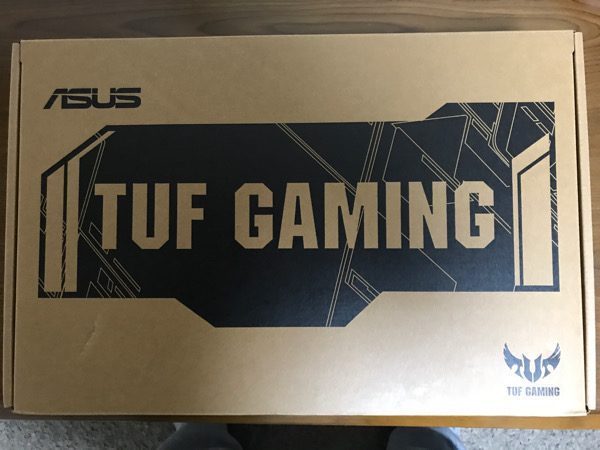 TUF Gaming FX505DT